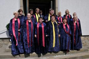 Flying Vocals, Hochzeit, Gevelsberg Lukaskirche