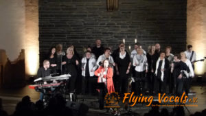 Kathy Kelly feat. Flying Vocals | 05.11.2016 Erlöserkirche Gevelsberg
