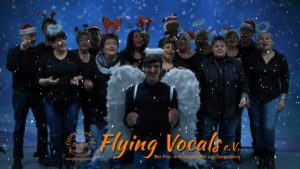 Flying Vocals Weihnachtsgruß 2016
